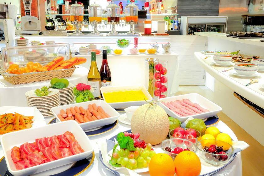 【ベストレート保証】30種類の朝食バイキング付き!JR蒲田駅東口徒歩1分!