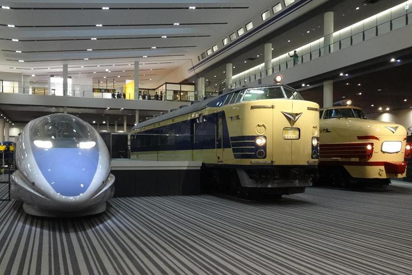 【入場券付きプラン】京都水族館&京都鉄道博物館のチケット付き観光プラン -朝食付き-
