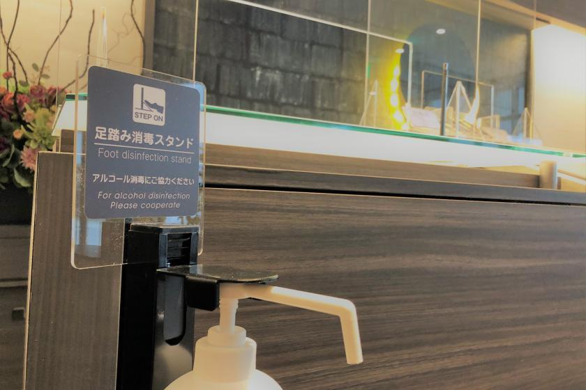 【シンプルステイ】駅チカ★仙台駅より徒歩約8分の好立地<食事なし>