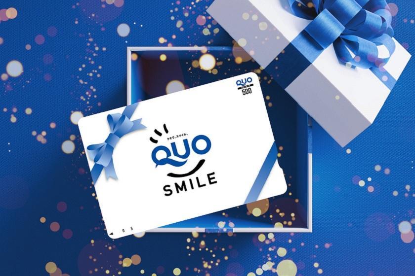 〈会員〉【QUO500】大人気!QUOカード500円付き♪
