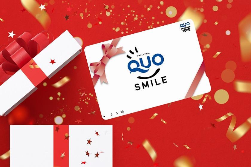 〈会員〉【QUO1000】大人気!QUOカード1,000円付き♪