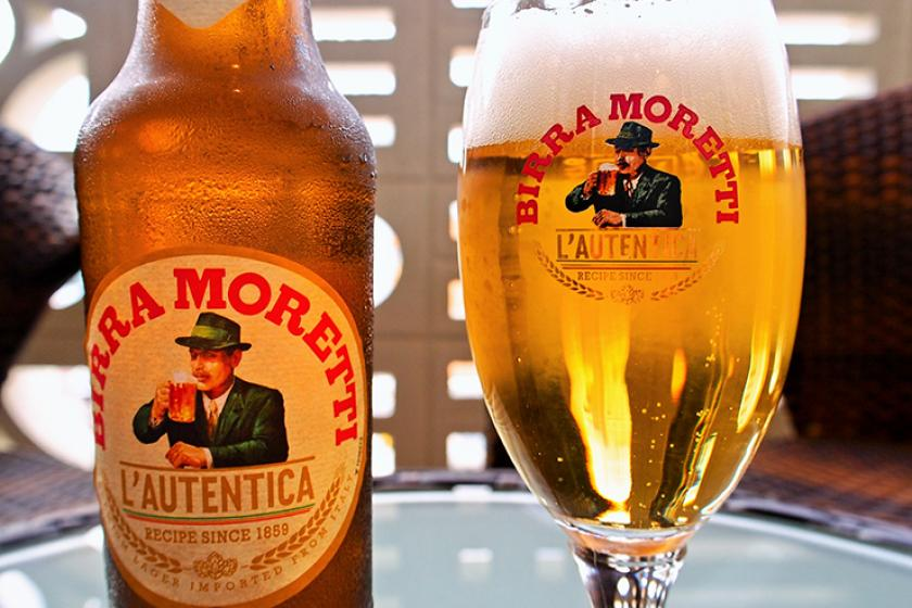【Go To トラベル対象プラン】【瓶ビール付き】お部屋でゆったり♪イタリア産ビール付きプラン