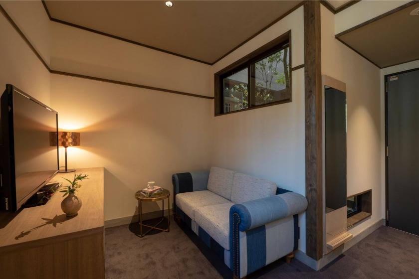 デイユース6時間プラン(13時~19時)京都の古民家ホテルで日帰りプラン♪