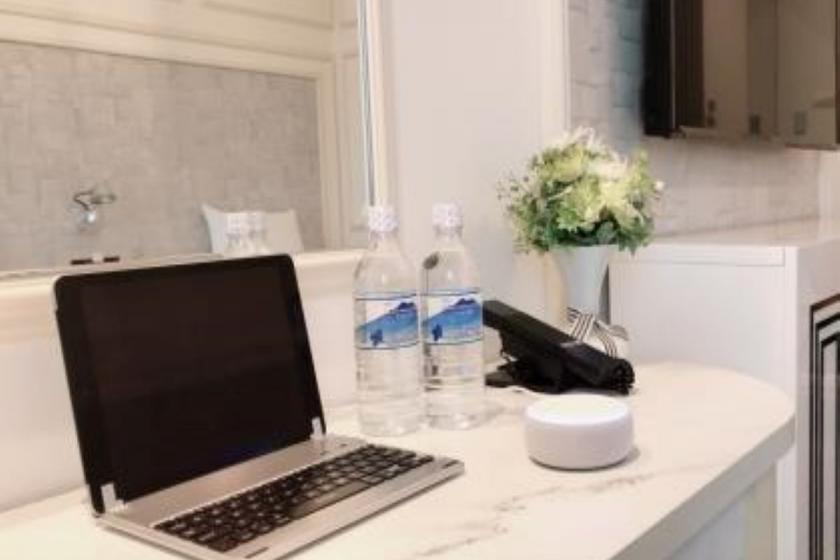 流行智能音箱的特別房間計劃! -不僅是為了工作,也為了私人住宿-