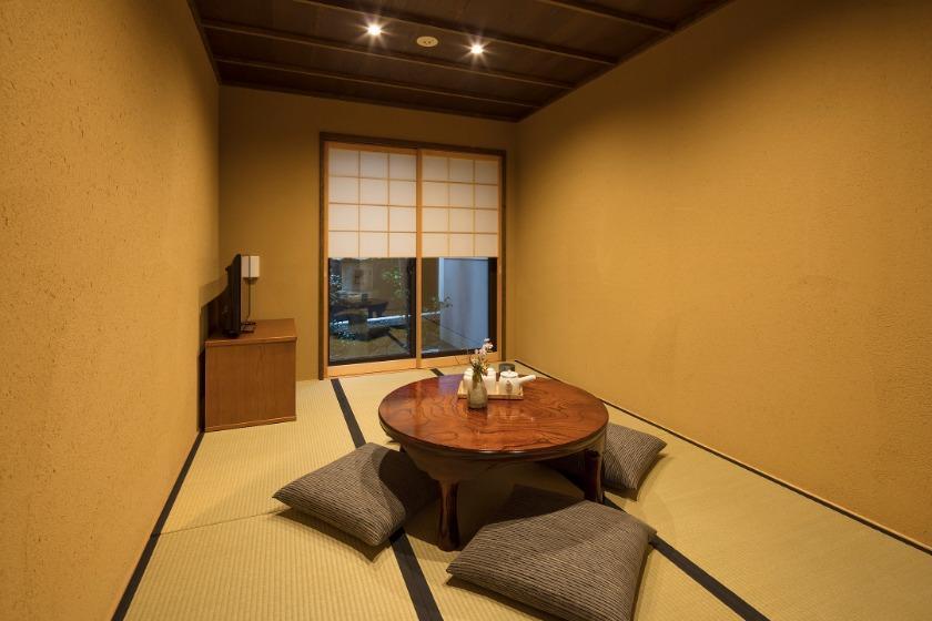 デイユース6時間プラン(13時~19時)京都の町家一棟貸しで完全プライベート
