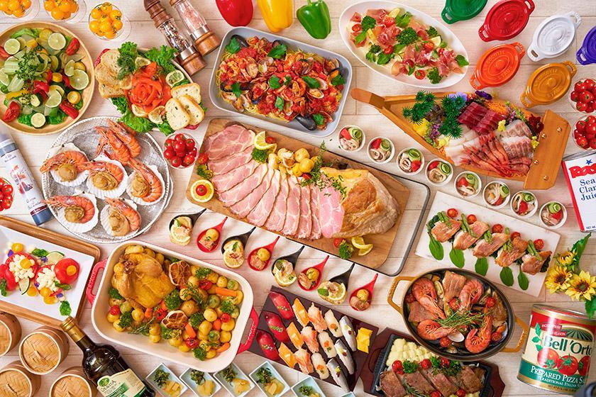お日にち限定お得なベストレートプラン<6/1~7/21 本まぐろとローストビーフ食べ放題!>