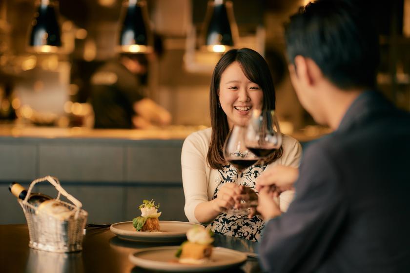 【ミシュラン星付きレストランで夕食を】VELROSIERで味わう至福のひと時<夕・朝食付>