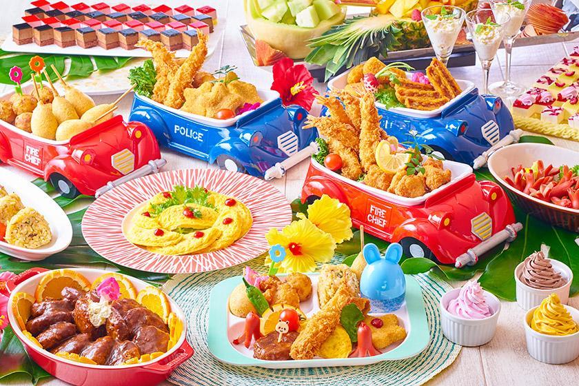 一足早く夏のご予定に!サマーSALEプラン <ハーゲンダッツアイスクリーム食べ放題!>