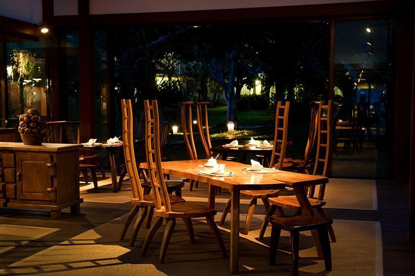 【ココでがんじゅ~】ゆったりシニア旅はココガーデンへ 「健楽菜華ディナー」付