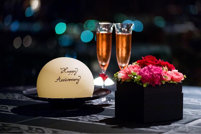 【アニバーサリー】ココガーデンで記念日をもっと素敵な思い出に<飲茶三昧50選付>