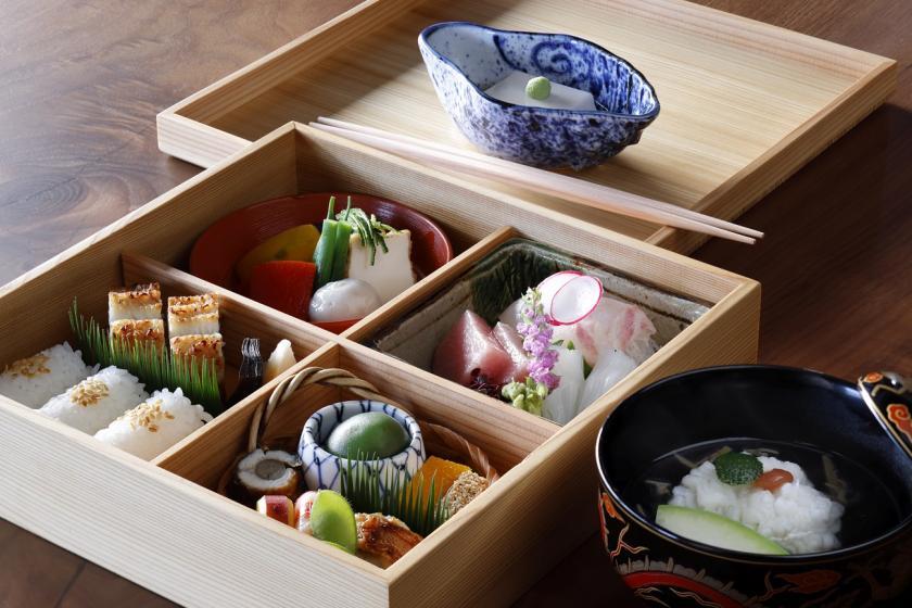 【木乃婦特製・ご昼食】京都市中のラグジュアリーなシティリゾート空間で老舗料亭の京料理を楽しむ