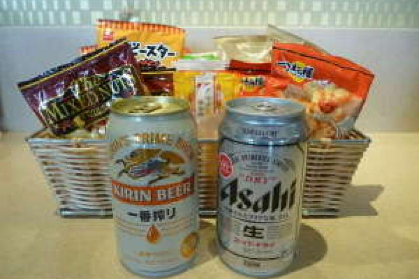 [Autumn is also this] [A glass of cold beer! Plan with canned beer] Breakfast included ☆ Air purifier with humidification function installed in all rooms ☆