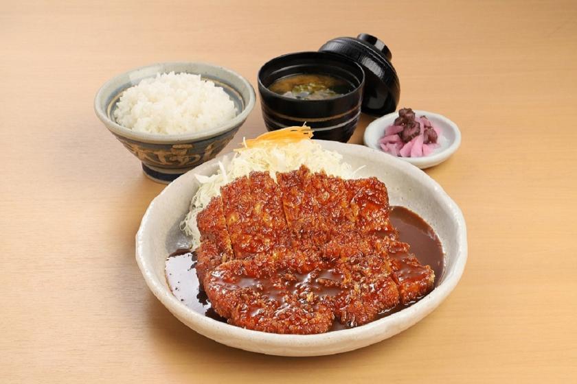 矢場とんのお食事券付きプラン【朝食付】