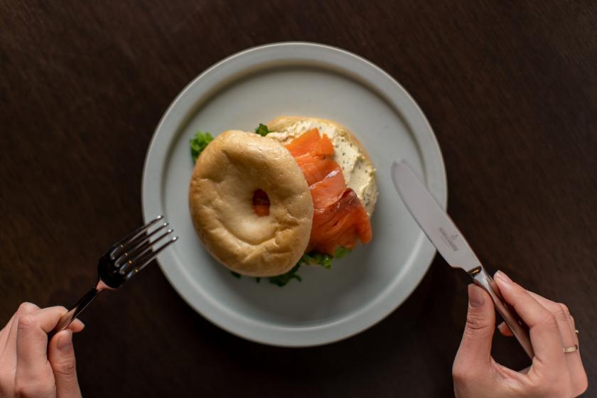 【期間限定】お得に宿泊♪ ~ベーグル朝食付プラン~