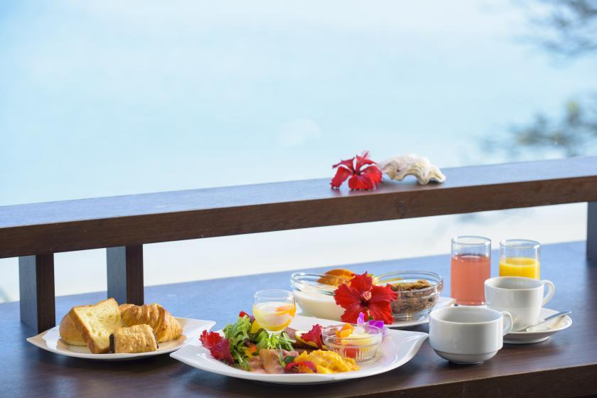 ≪連泊割≫ 癒しの天然ビーチを眺めながらのんびり連泊 ~朝食付き~