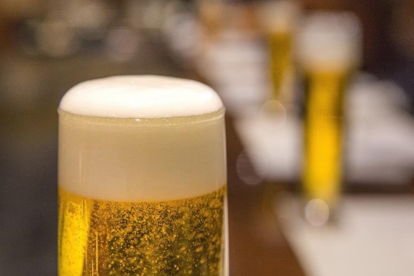 ◇お部屋で晩酌◇ビール・酎ハイ付!ほろ酔いホテルステイ<食事なし>