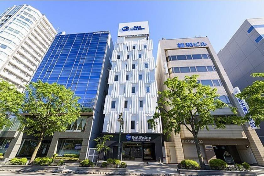 Best Western Sapporo Odori Park