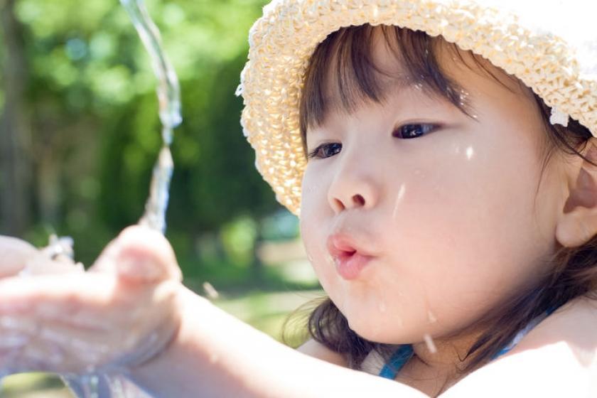 【夏休み☆ファミリー歓迎】ホテルで贅沢水遊び!大人も子供もわくわくが止まらない「キッズウォーターパーク」♪1泊朝食付き