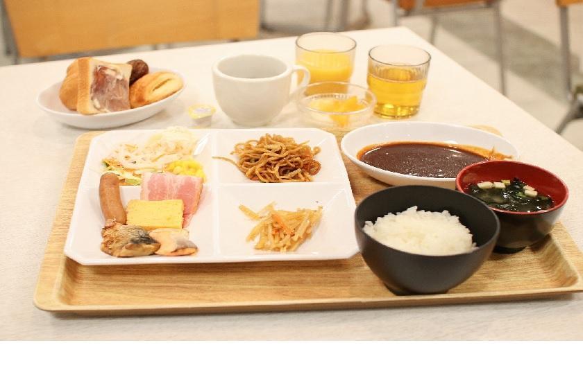 <会員>【クオカード700円付き】シングルプラン☆朝食&駐車場無料!