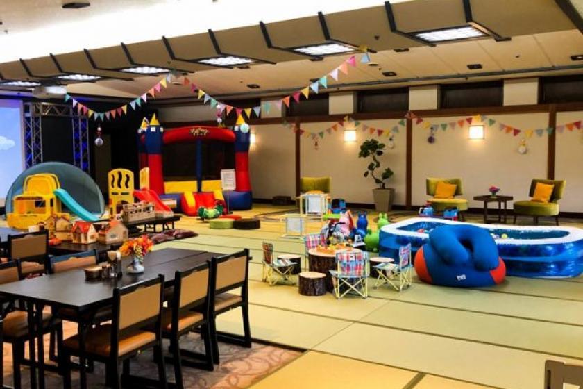 ≪シルバーウィークは埼玉で遊ぼう!≫期間限定!小学生1名宿泊無料♪/1泊朝食付き