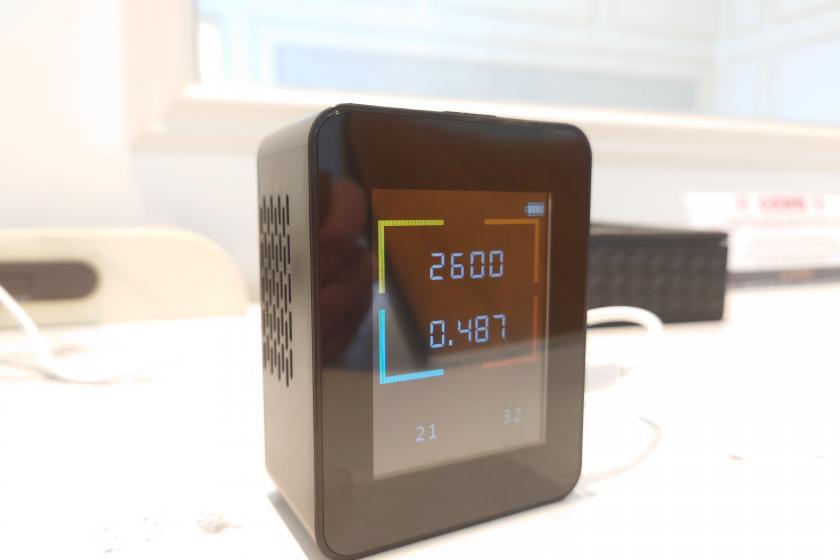 ワケアリ/禁煙ツインルーム(Co2観測器設置)