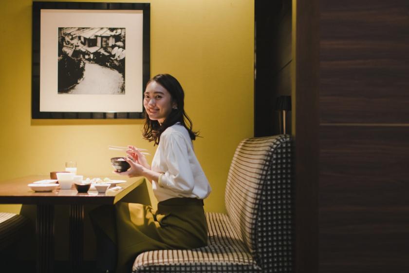 【夕朝食付き】9月限定!ディナービュッフェとご朝食が付いた限定スペシャルオファー