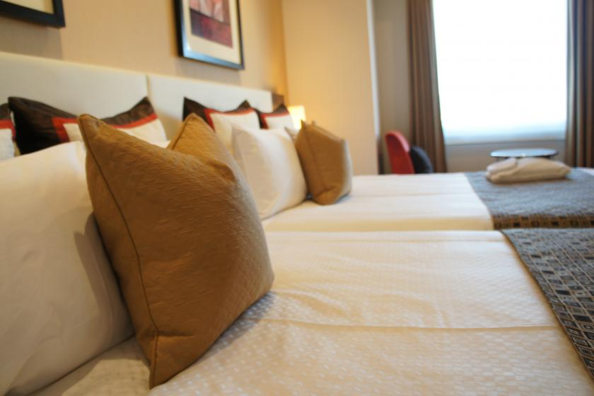 Safe and elegant meals in hotel rooms ♪ (room without meals)