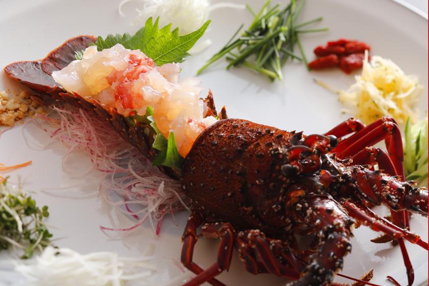 【7大特典:お祝いプラン】御食事グレードアップ×祝い鯛…大切な人との時間を演出<特選懐石:朝夕付き>