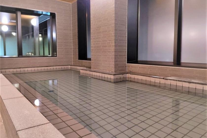 ホテルアマネク旭川~展望浴場「四季の湯」~(2021年10月8日グランドオープン)