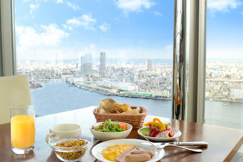 Sunday Special Breakfast~32階最上階レストランでワンランク上のこだわり朝食を~<朝食付>
