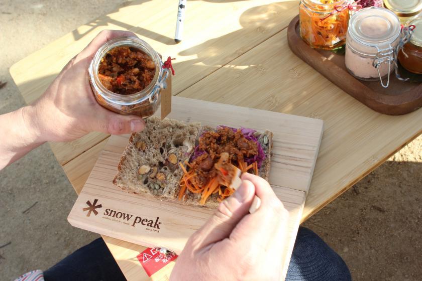 【Snow Peak GO特別セットプラン/ポタリング】【1日1組限定】コンフォートスタイル STAY/Restaurant雪峰ディナー&朝食・昼食付き