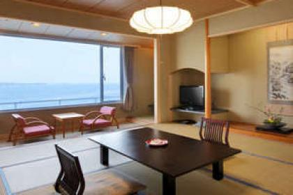 【Ocean view Japanese style room】 East wing