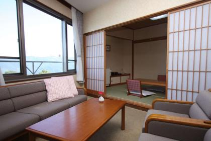 "Special Japanese and Western-style room ""208"" (with bathroom, washlet toilet and non-smoking)"