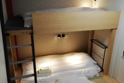 Japanese style room that can accommodate up to 5 people