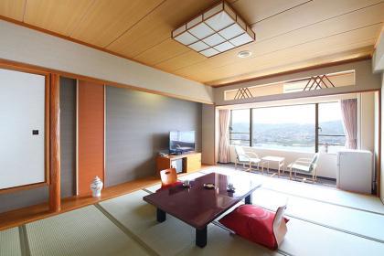 【最上階&夜景確約】 和室12畳 (10階)