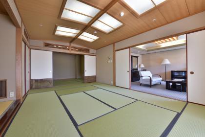 アップグレードのお部屋 特別和室12畳+6畳(禁煙)