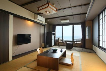 アップグレードのお部屋:【禁煙】和室 10畳/オーシャンビュー