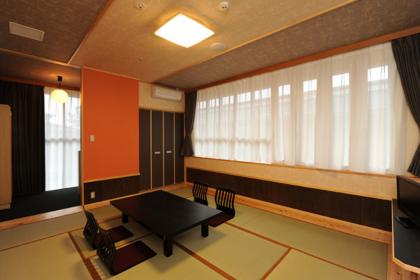 和モダン客室9畳【禁煙、バスルームなし】