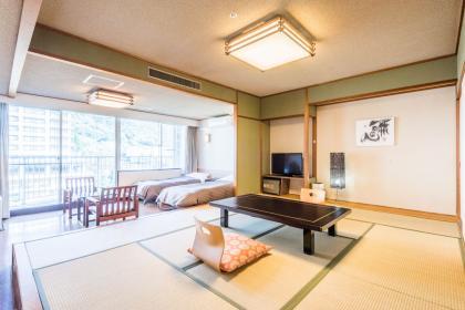 ■喫煙■ 最上階鬼怒川側 和洋室A