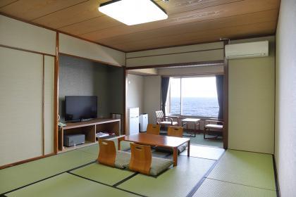 【別館】和室10畳 海側 風呂無し(禁煙)