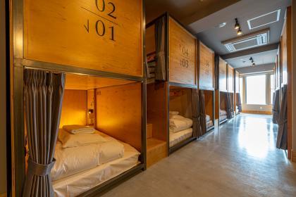 混合宿舍BUNK BED