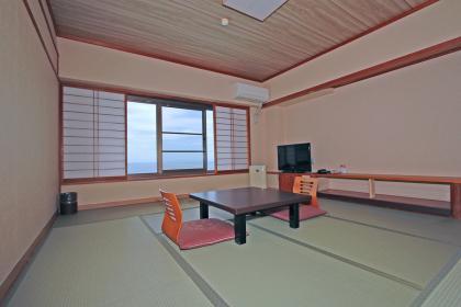 【禁煙】和室 10畳/海の見える内風呂付