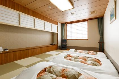 [Non-smoking] Standard Japanese room