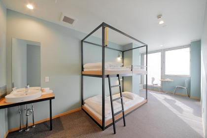 Private room (up to 2 people) with washbasin