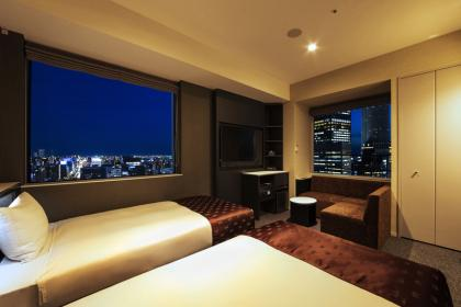 Grandeツインルーム~City View~<禁煙>