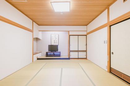 別館 和室10+4.5畳(喫煙)