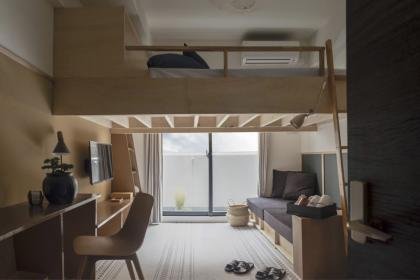 HIGH ROOF LOFT ROOM