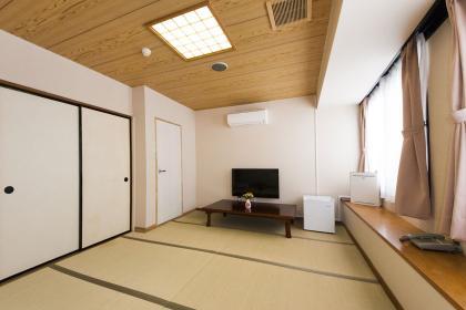 【喫煙】和室【中】/無料Wi-Fi/1F大浴場あり