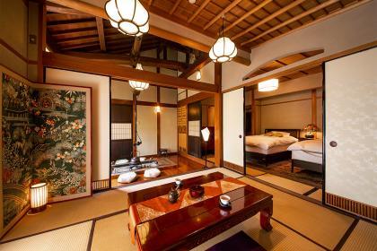 特別室【囲炉裏-irori-】[檜風呂付]贅沢なひと時を~<禁煙>