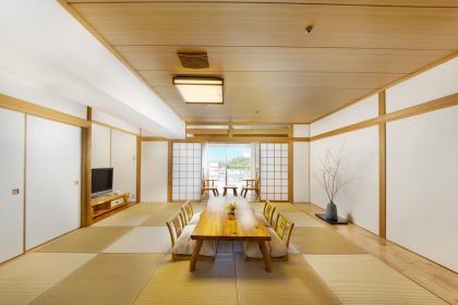 Japanese Regular Room<Beach view>